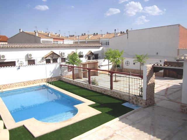 Apartamentos VENTA DON QUIJOTE - Almagro - Almagro - 公寓