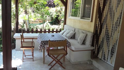 Apartment in Nikiti Chalkidiki 100 m from the sea