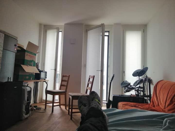 Modernes 1,5 Zimmer Apartment im Zentrum Münchens