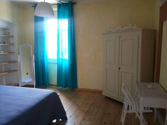 B&B al Porticciolo_Camera Azzurra - Torri del Benàco - Bed & Breakfast