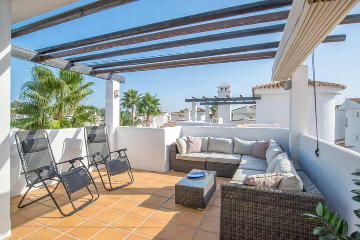 Los Naranjos de Marbella Penthouse