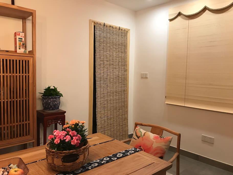 禅意茶室2