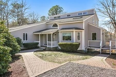 Spacious Lake Front House w Stunning Scenery - Barnstable - Villa