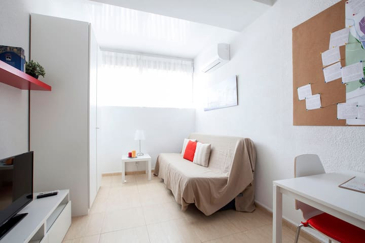 ESTUDIO ECONOMICO - Madrid - Apartment
