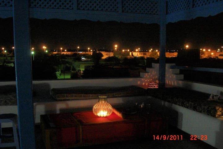 Djerba Tunisie Dune Dar Mahbouba appartement