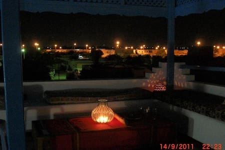 TUNISIE - DJERBA - DUNE -  DAR MAHBOUBA