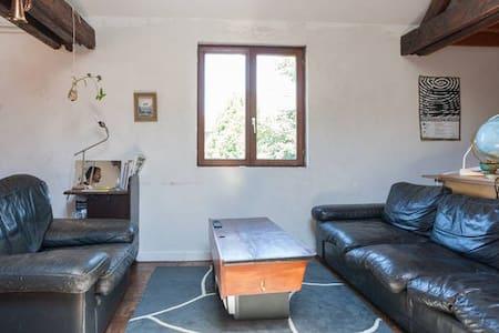 Chaleureux appartement 10 min à pied du centre - Wohnung