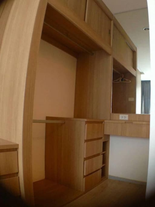 Storage, desk, drawers
