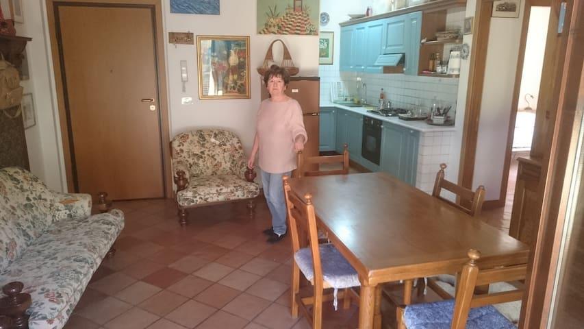 Casa giardino mare Senigallia - Senigallia - Apartment
