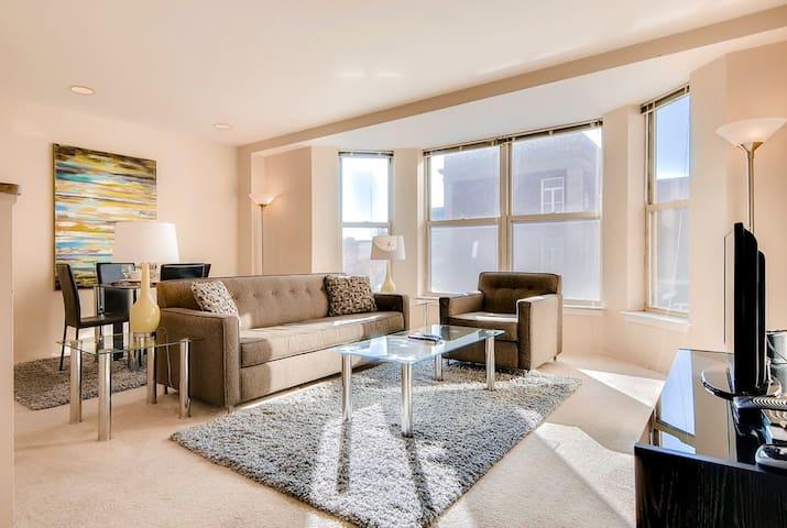 Modern Furnished 1BR Apt in Boston, MA! - Boston - Wohnung