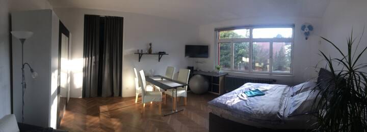 Zážitek z ubytování ve funkcionalistickém domě