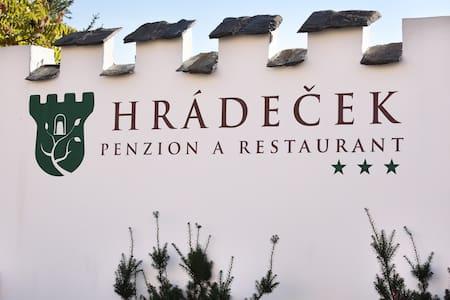 Hrádeček restaurace a penzion - Praga