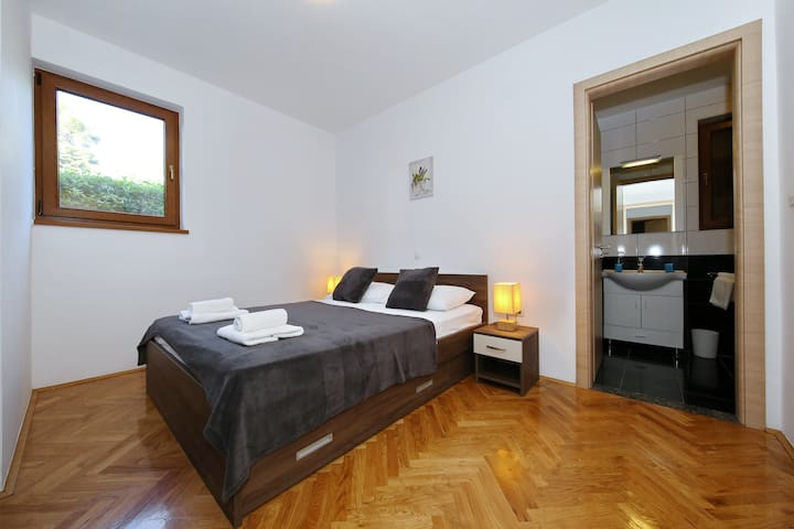 Family apartment for 6 people