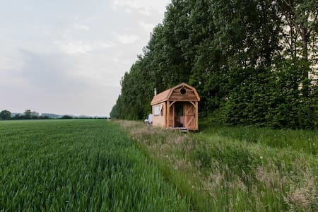 Wildernest Tiny House - Chaumont-Gistoux - 小屋
