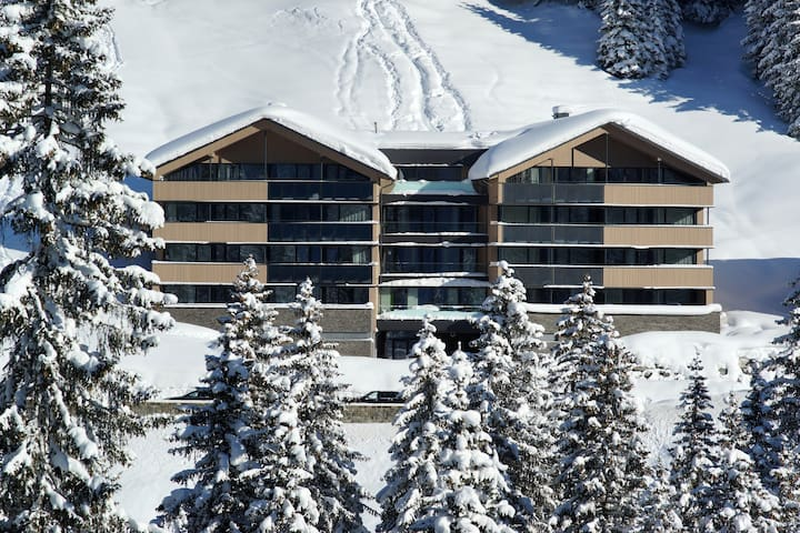 Alpinresort**** Luxus Appartements - Damüls - Condominium