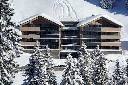 Alpinresort**** Luxus Appartements - Damüls - Ortak mülk