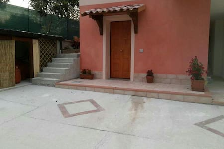 Casa degli ulivi - via san giorgio 1 acquavella - Flat