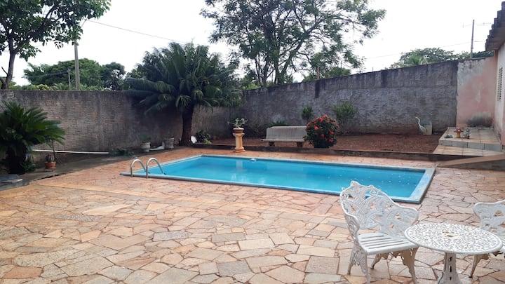 Rancho do  Vovô Bim - Rio Tietê
