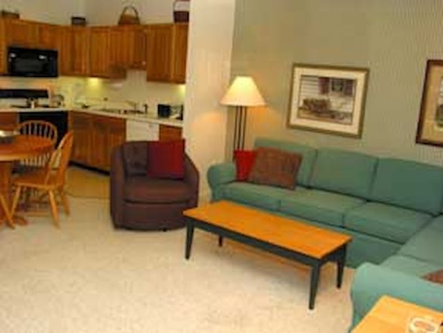 1br Condo At Smuggler's Notch, VT - Cambridge - Condomínio