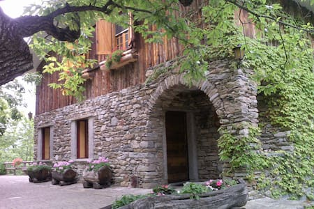 La Nostra Baita - A chalet in the mountains - San Giorio - Sommerhus/hytte