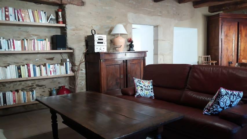 belle maison de village - Plestin-les-Grèves - Haus