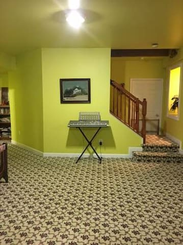 Quiet Studio Basement Apt. in Ellicott city, MD - Ellicott City - Rumah