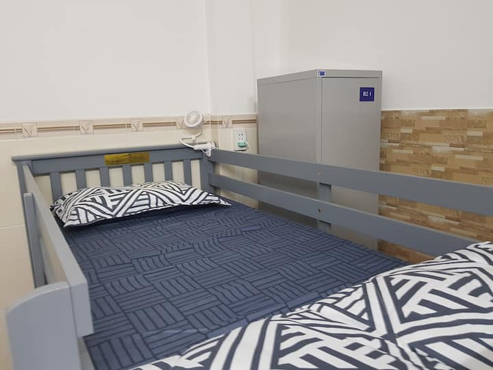 Female shared dormitory 4 beds