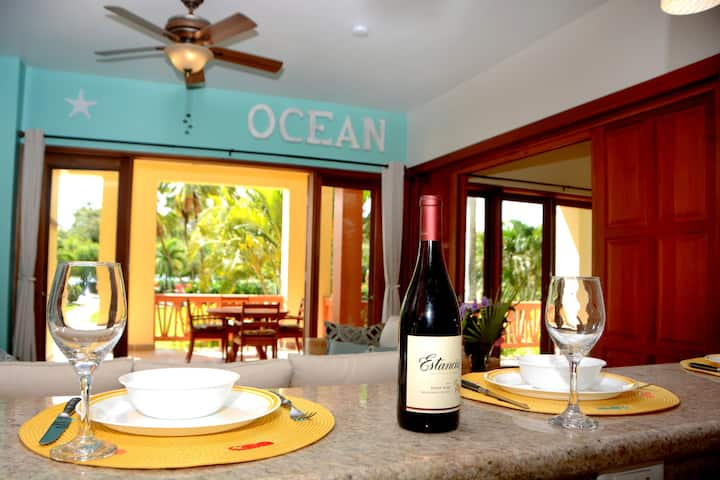 "The Villas at Cocoplum ""Ocean 12"" Apartments"