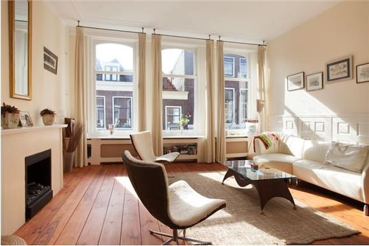 NEW! Monumental luxury @ Gouda - Gouda - Townhouse