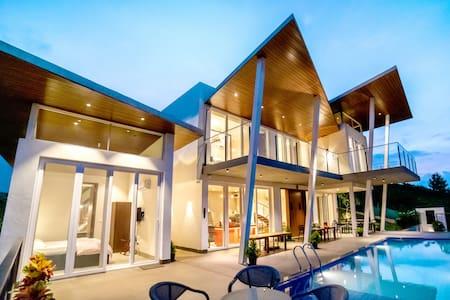 Travalong Paani Farms - 4 BR Infinity Pool Villa