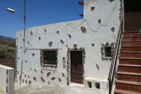 Casa rústica, terraza con vistas - Santa Cruz de Tenerife - House