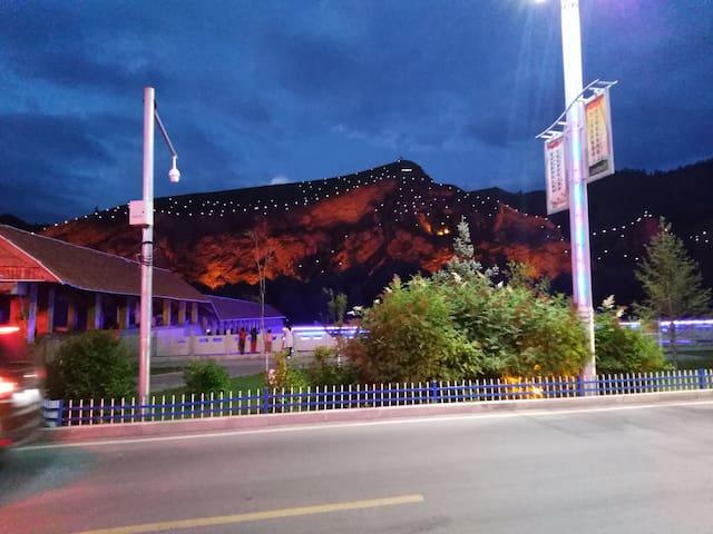 天境祁连卓尔山下福康风情民宿