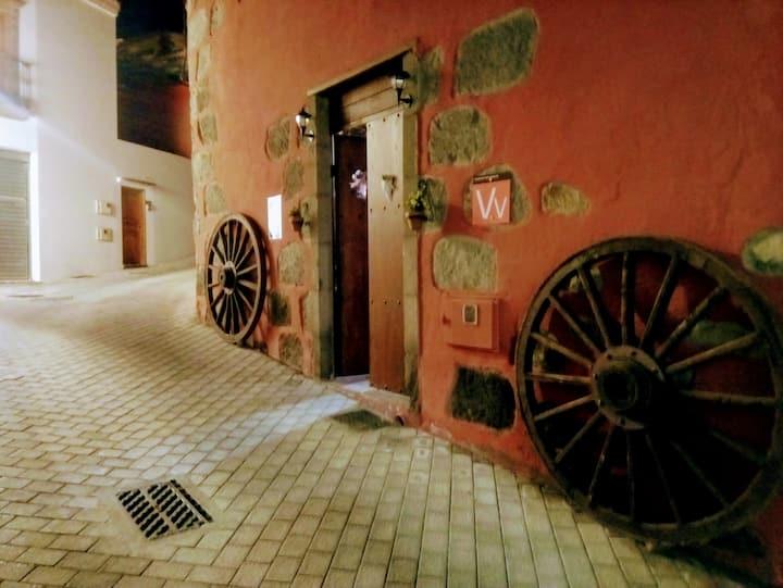 Rural suite santiago de tunte. Tirajana