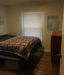 Pet-friendly Private Bedroom in Historic Hillcrest - Little Rock