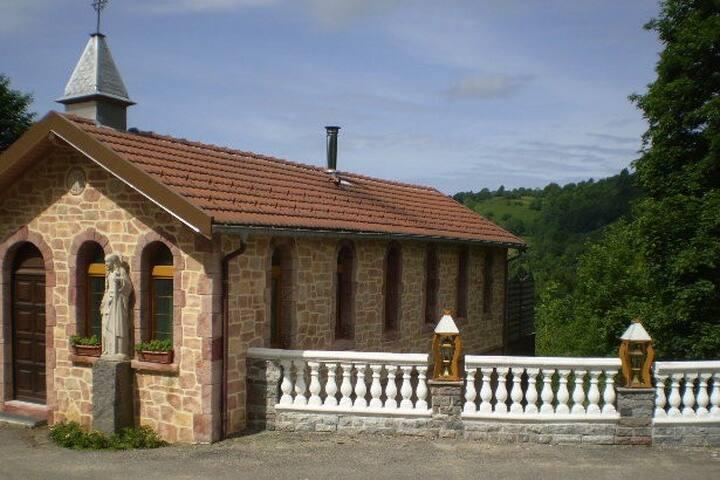 Le gîte de la chapelle Notre-dame