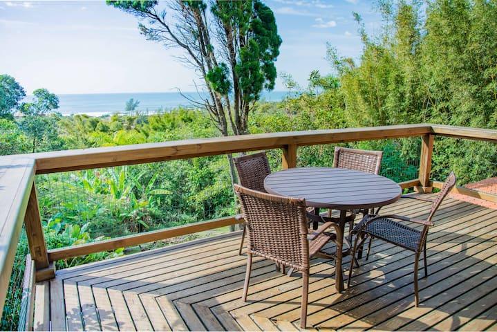 Casa Bambu -Praia do Rosa - Coração da Terra