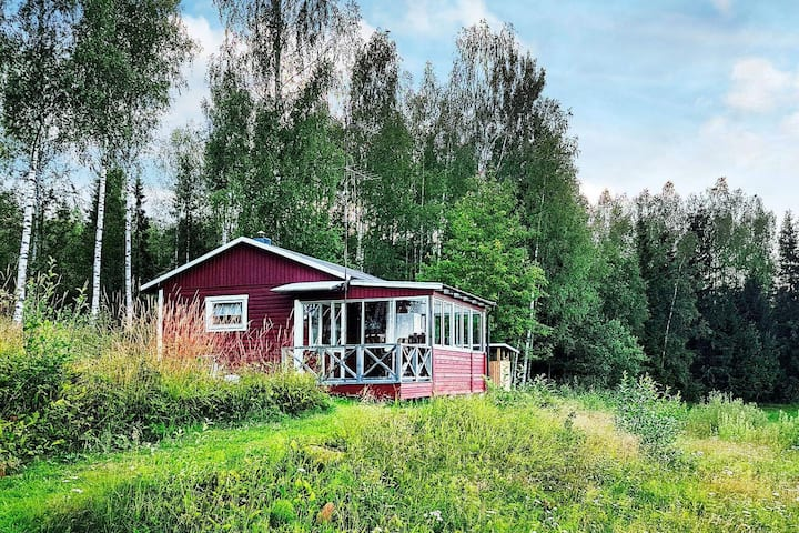 4 person holiday home in KOPPARBERG