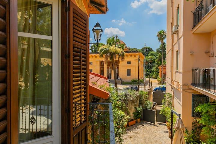 villa Mezzarancia