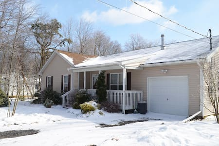 CLOSE TO THE SLOPES - Albrightsville - Albrightsville - Casa