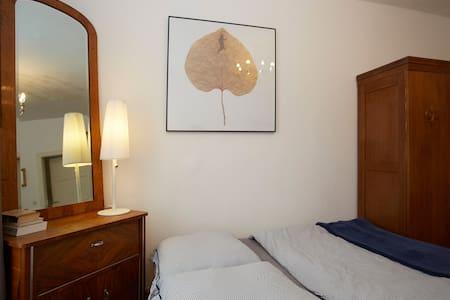 Künstlerwohnung DD-Neustadt - Apartamento