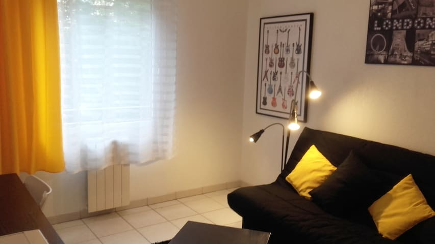 studio dans résidence Aix en Provence