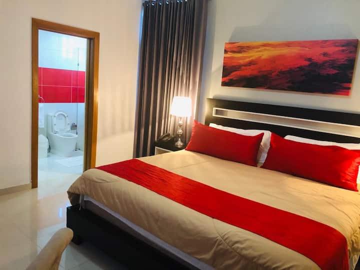 Habitación Suite 1 Cama King