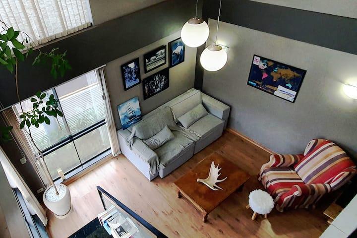 Duplex estilo Loft