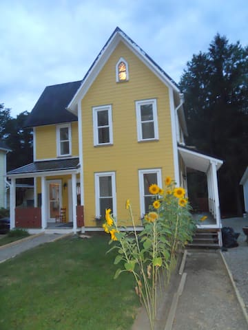 The Sunflower House 2 BR apartment - Warren - Apartment