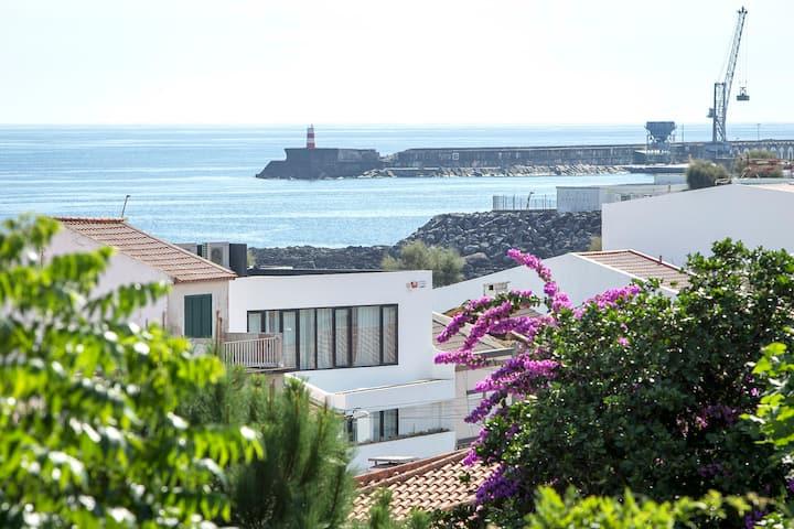 B&B DELUXE SUITE // Praia de Santos Guesthouse