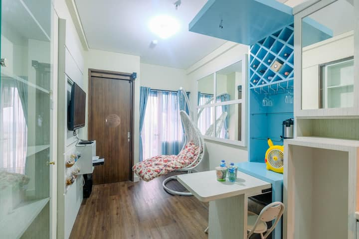 2BR Apartment at Grand Icon Caman with Pool View