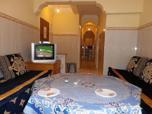 Appartement meublé à Nador (Maroc) - Nador - Appartement