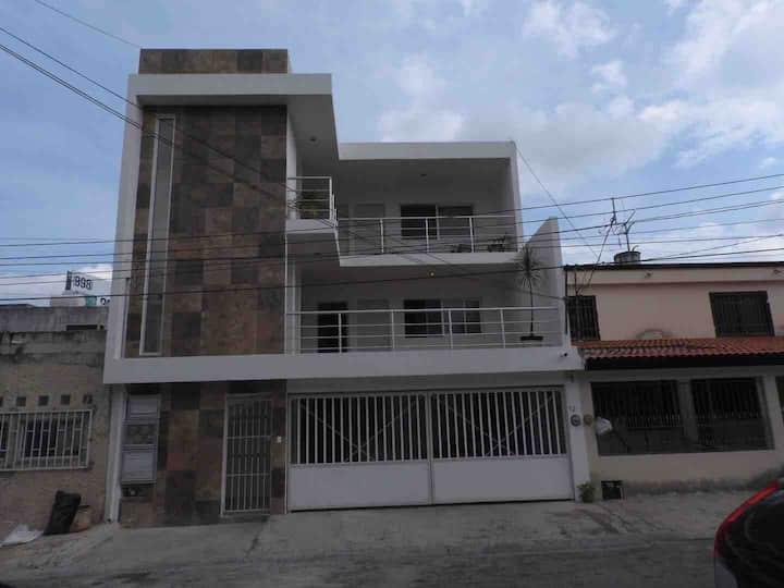"""Lujoso apartamento en Cancun, """"Edificio GeMA"""""""