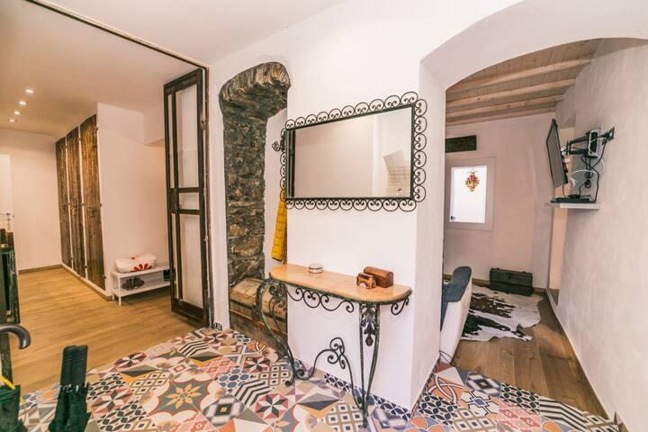 Casa Bisou Borganzo