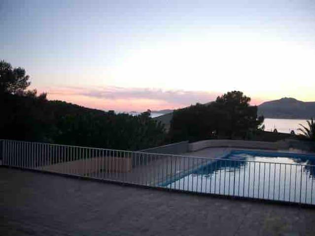 CasaMia 4p vue mer piscines Porticcio prox ajaccio